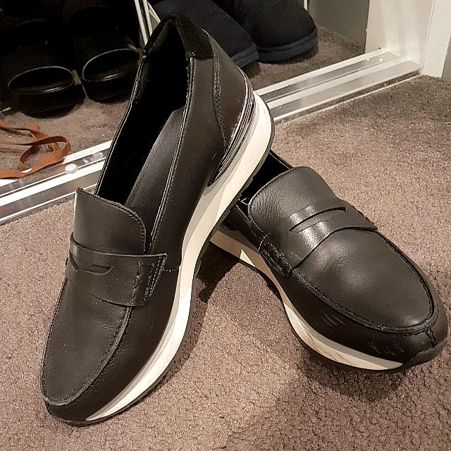 Aldo Platform Loafers