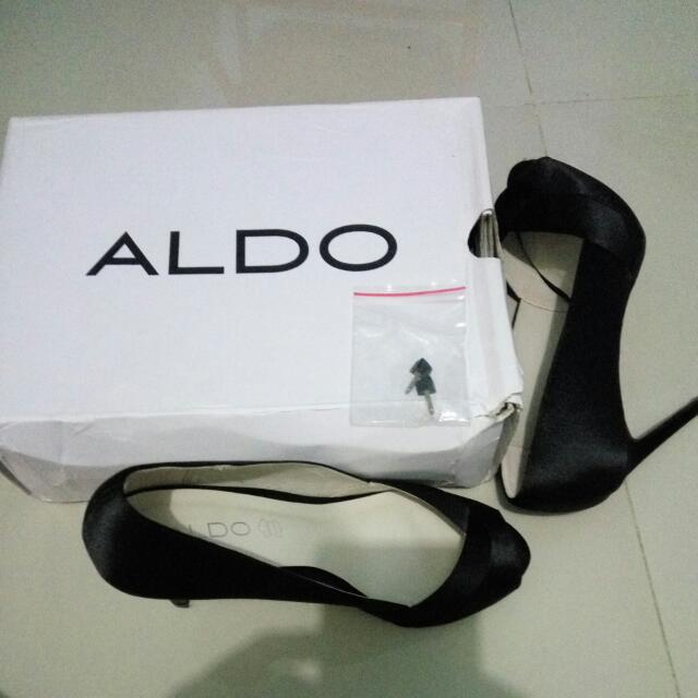 Aldo Scibilia Black No.38