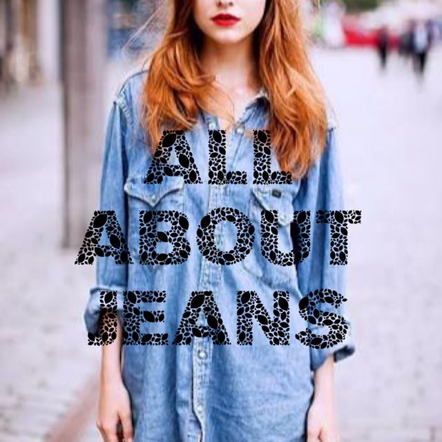 All About Jeans