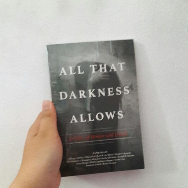 All That Darkness Allows