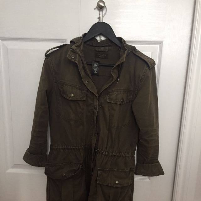 Aritzia Talula Trooper Jacket XS