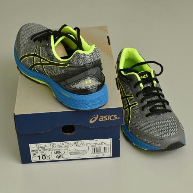 Asics Gel DS Trainer-22 Running Shoes. Size: Mens US10.5