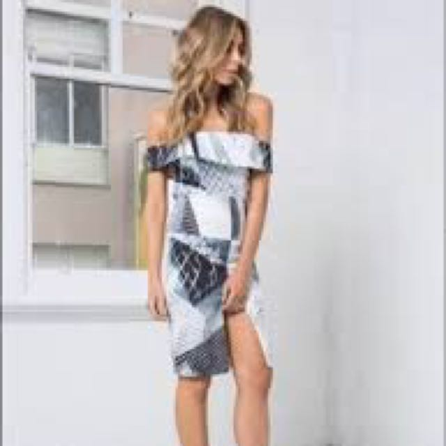 REDUCED Asilio Chasing Yesterday Dress 8
