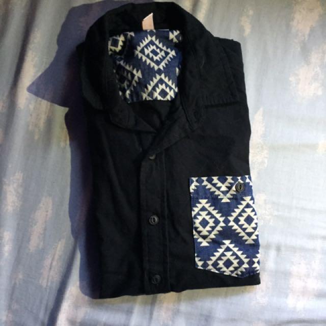 Aztec Polo Shirt