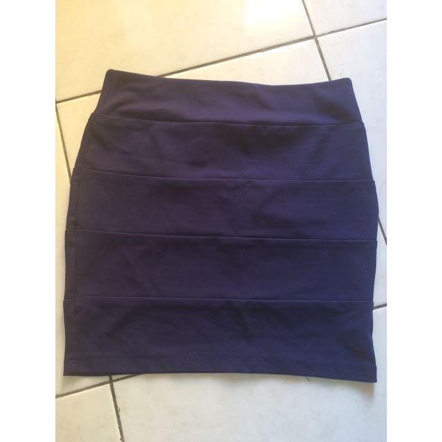 Bandage Skirt (Rok Bodyfit)