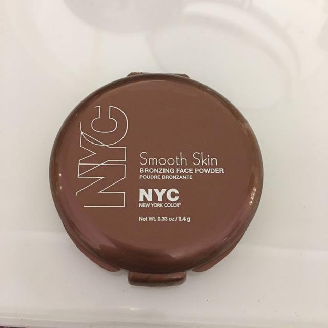 BN NYC Bronzer
