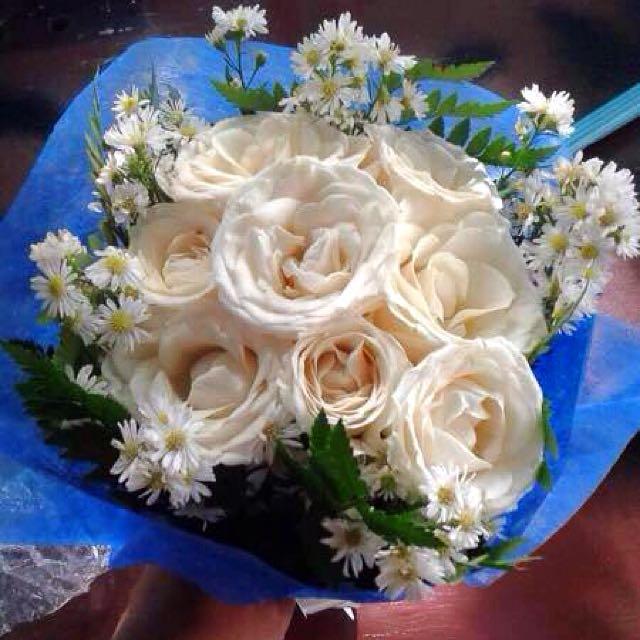 Bunga Bucket (asli masih Fresh)😊
