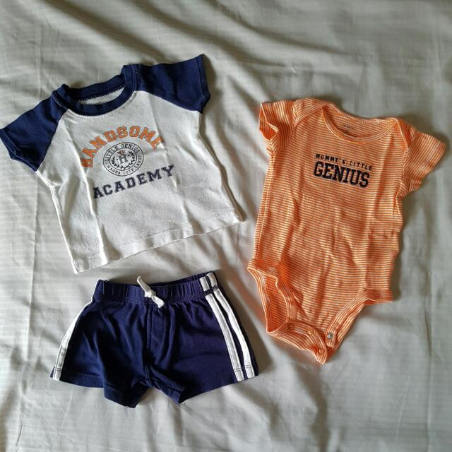 Carter's Set 3in1