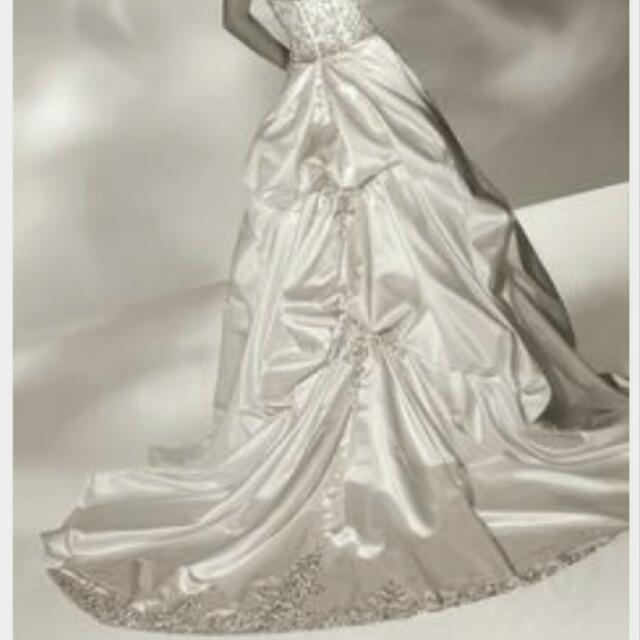 Christiano Lucci Wedding Gown