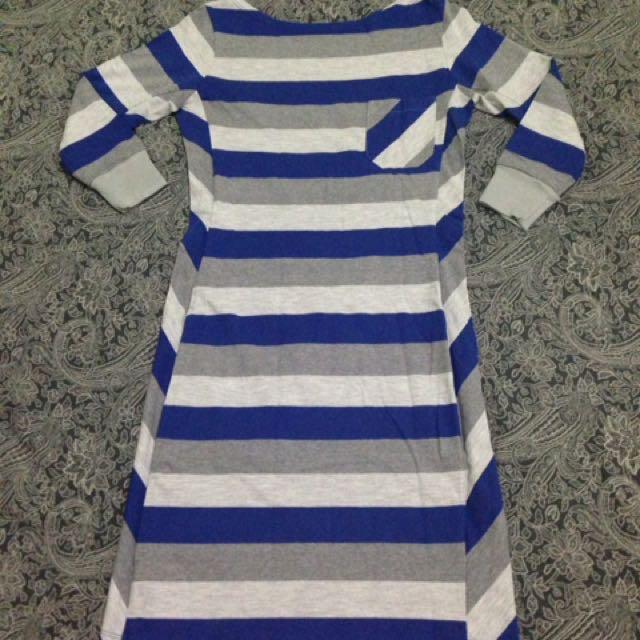 Collezione Striped Dress