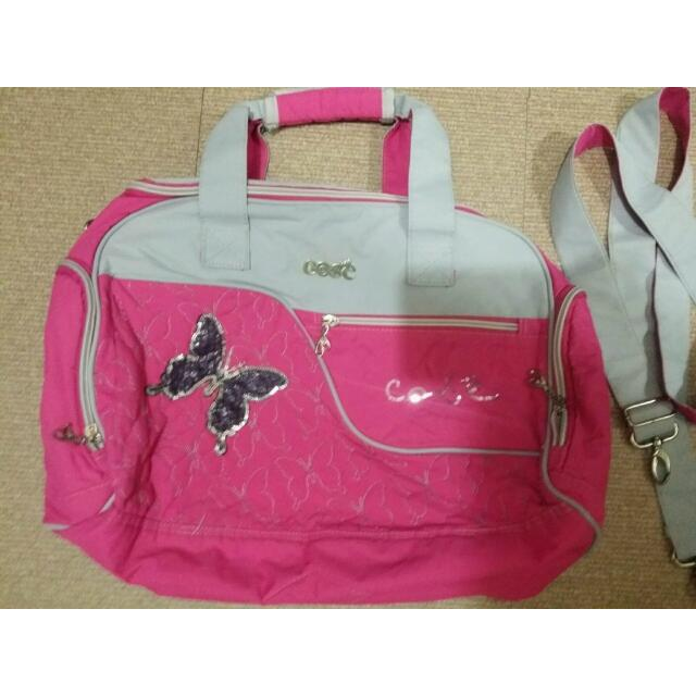 fc09407d9c88 COSE gym and travel bag