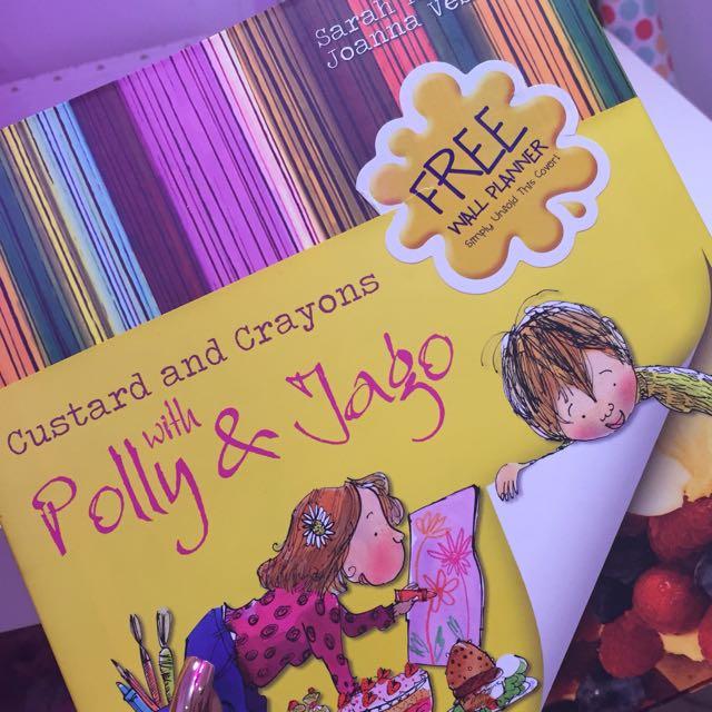 Custard & Crayons With Polly & Jago