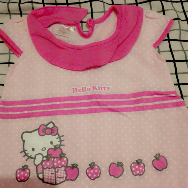 Cute Dress 💝  Hello Kitty NEGOTIABLE