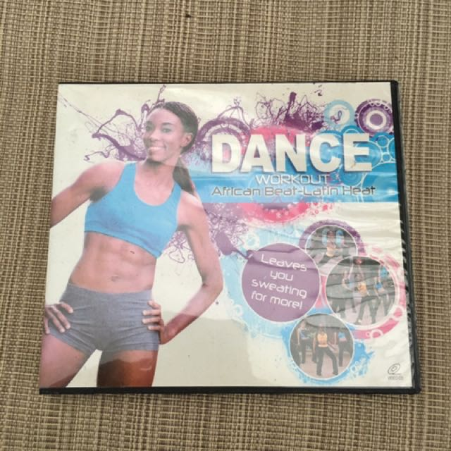 Dance Workout CD