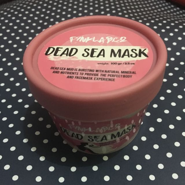 Dead Sea Mask PinkLab.Co