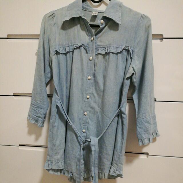 Denim Jacket/dress