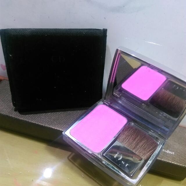 Dior Rosy Glow 001Blush(變色腮紅) 玫瑰粉頰彩