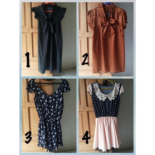 Dress & Blouse