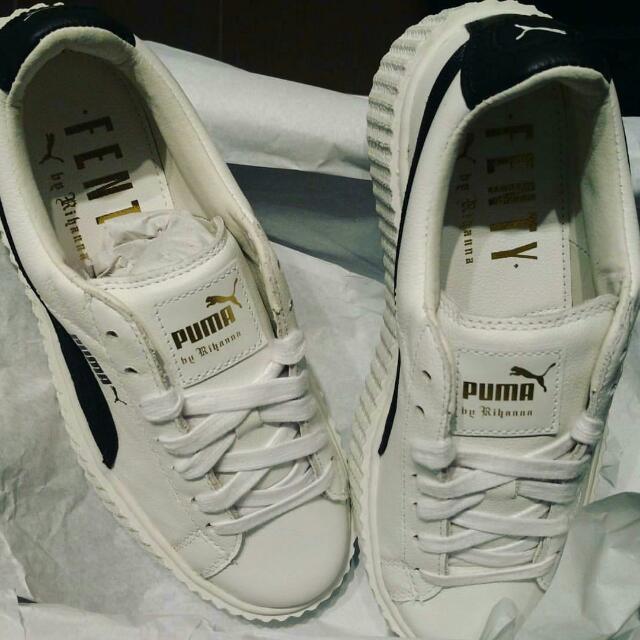 Fenty Puma Leather