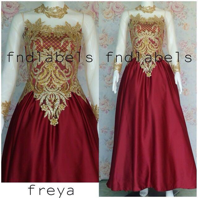 Fnd_labels Freya Series