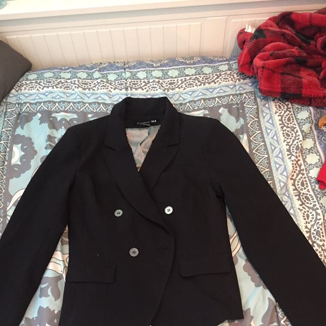 Forever 21 Blazer Size Small