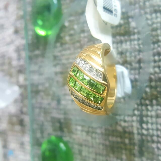 Green Gems clearance