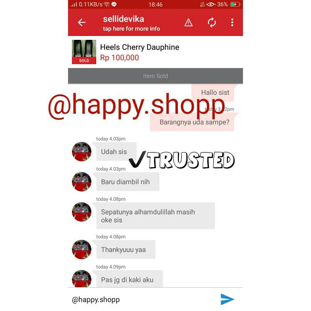 @happy.shopp ✔TRUSTED