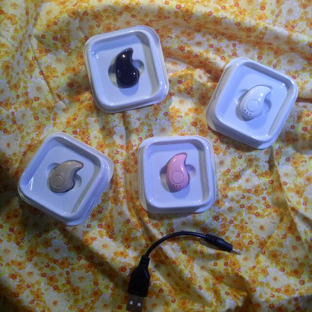 Headset Bluetooth S530 Mini, Mobile Phones & Tablets, Mobile & Tablet Accessories on Carousell