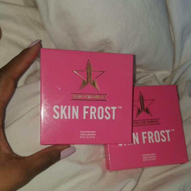 Jefree Star Skin Frost Highlighters
