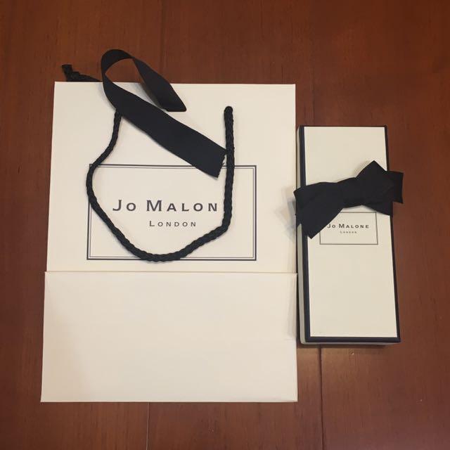 Jo Malone 30ml香水盒+袋子