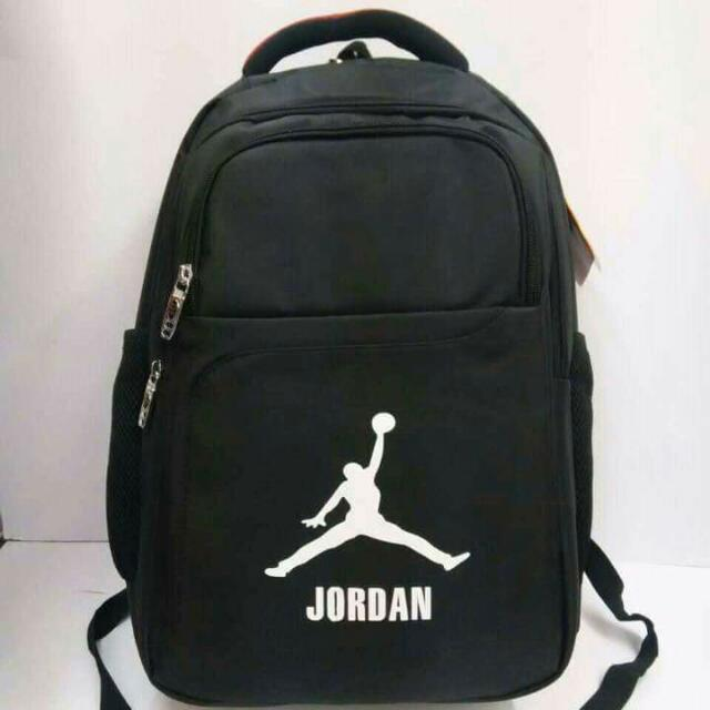 0ccfed2547b Jordan BACKPACK, Men s Fashion, Bags   Wallets, Backpacks on Carousell
