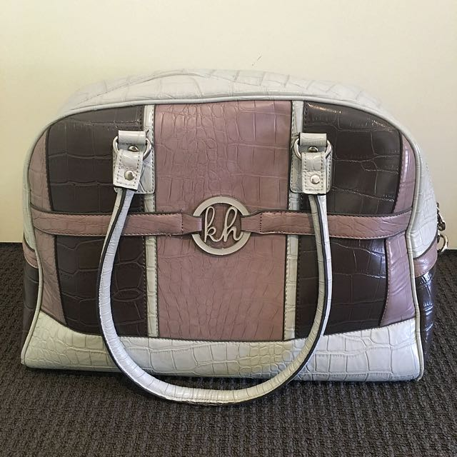 Kate Hill Weekender Bag