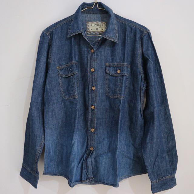Kemeja Jeans