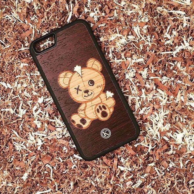 Keyway Design Remo iPhone 7 雷默玩偶