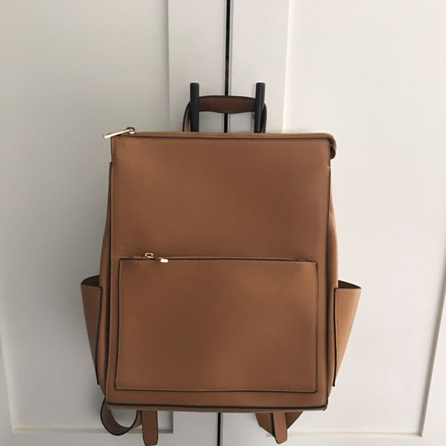 Leather Backpack Forever21