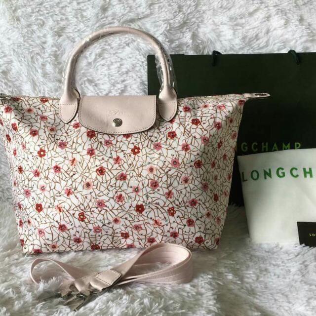 Longchamp Floral