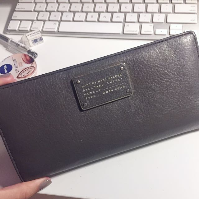 MARC JACOBS (100% Authentic) Wallet