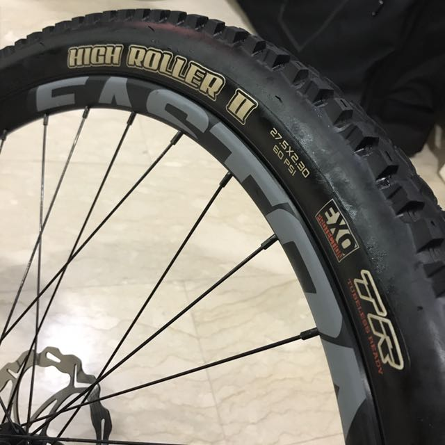Maxxis High Roller II 27.5 x 2.30 (Tires Only)