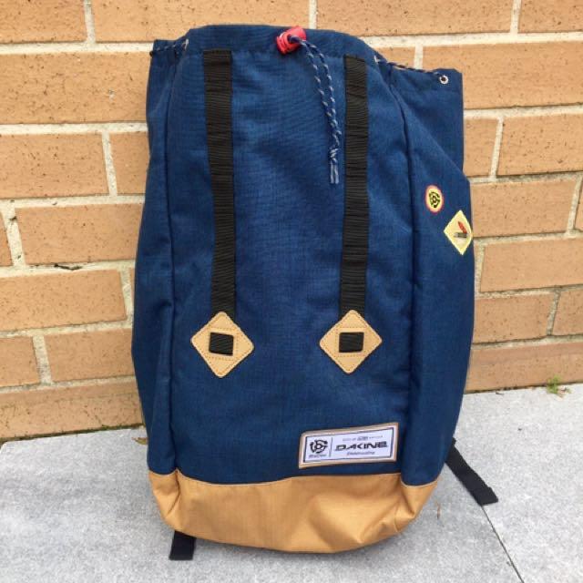 New Dakine Skateboarding Backpack
