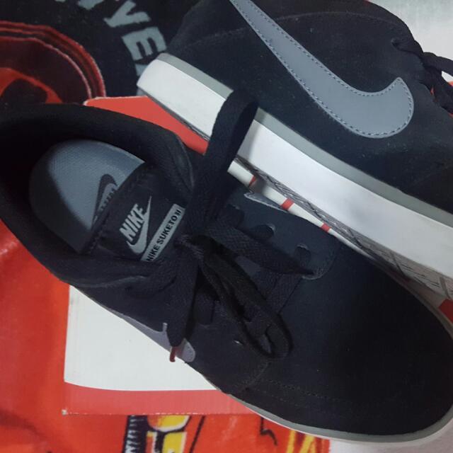 Nike Suketo 2 Leather