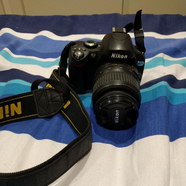 Nikon D40x Camera