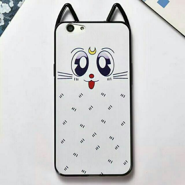 OPPO F1S Cute Cat Ear Case