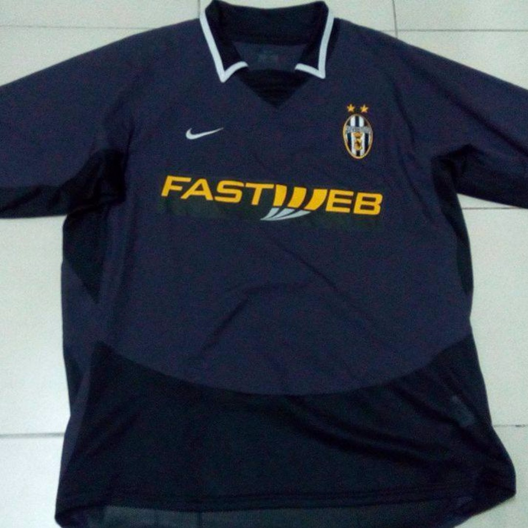 low priced a7a89 78975 Original Authentic Nike Juventus 2003 3rd Jersey
