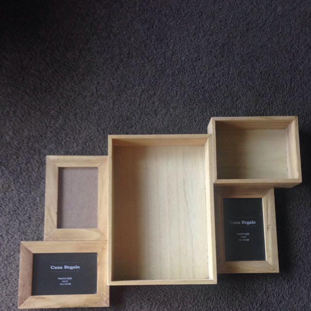 Photo Frame/shelf