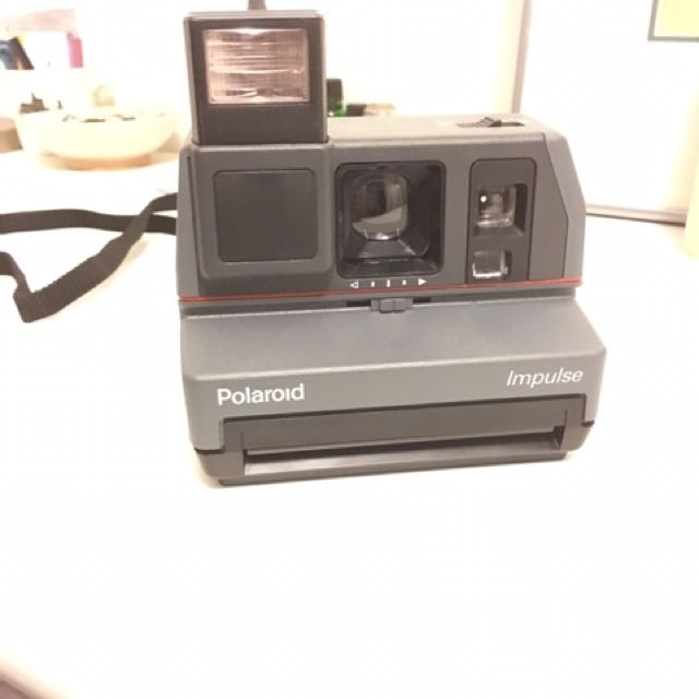 Polaroid Vintage Impulse Camera