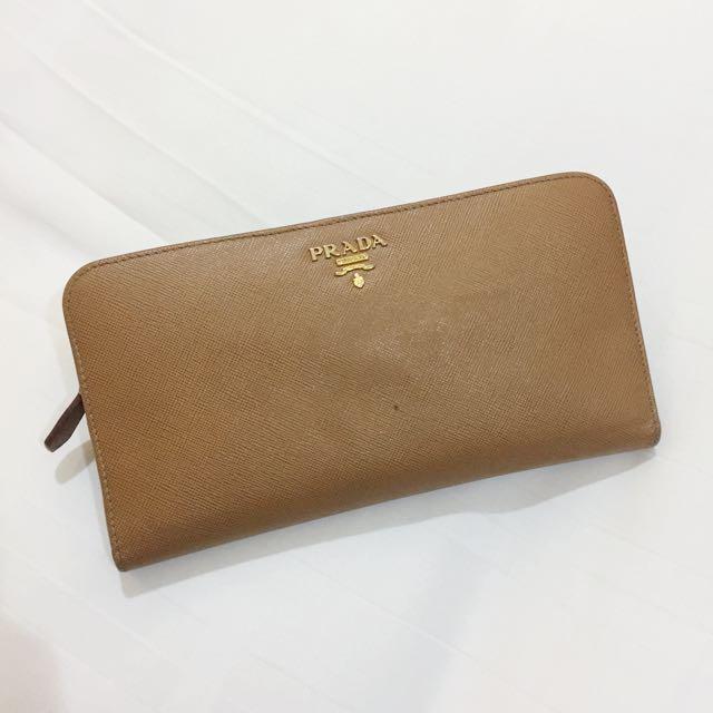 Prada Wallet - Authentic!