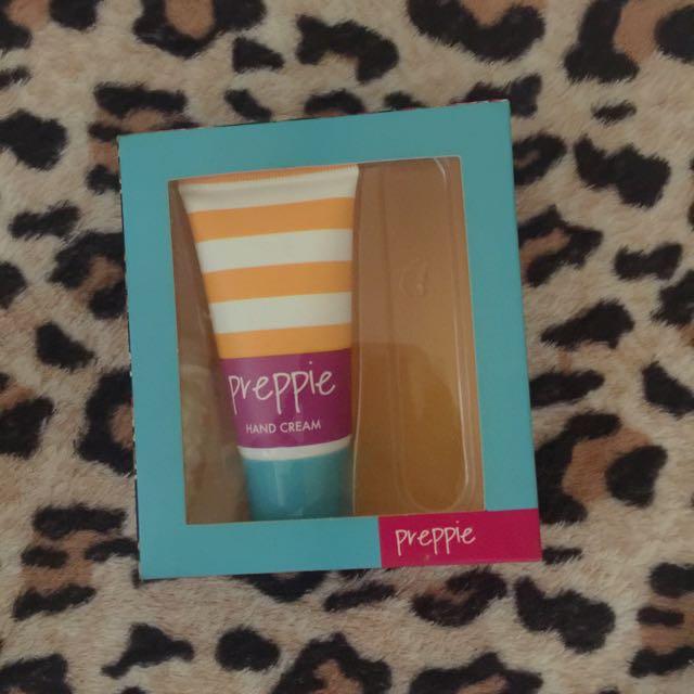Preppie Hand Cream