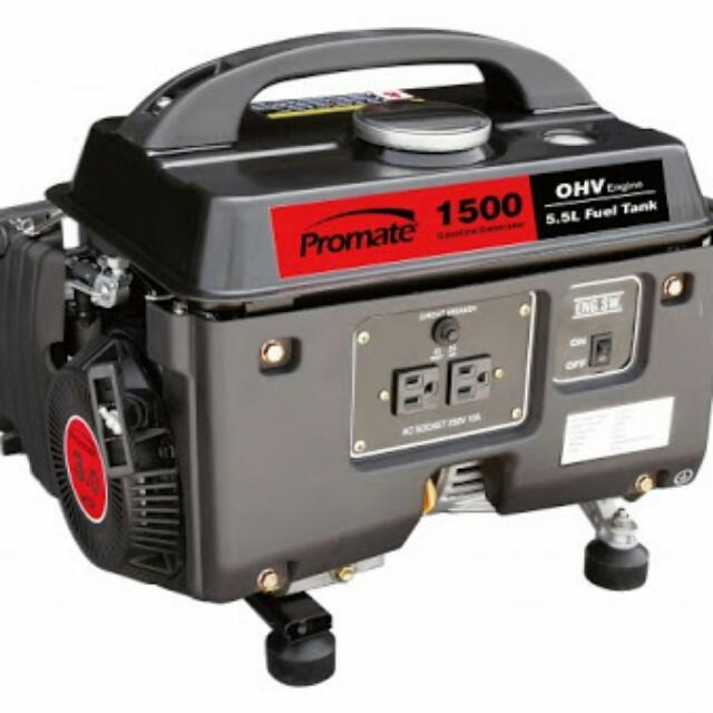 Promote Pm 1500 Generator