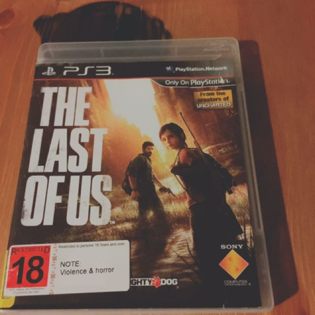 Ps3 : The last Of us
