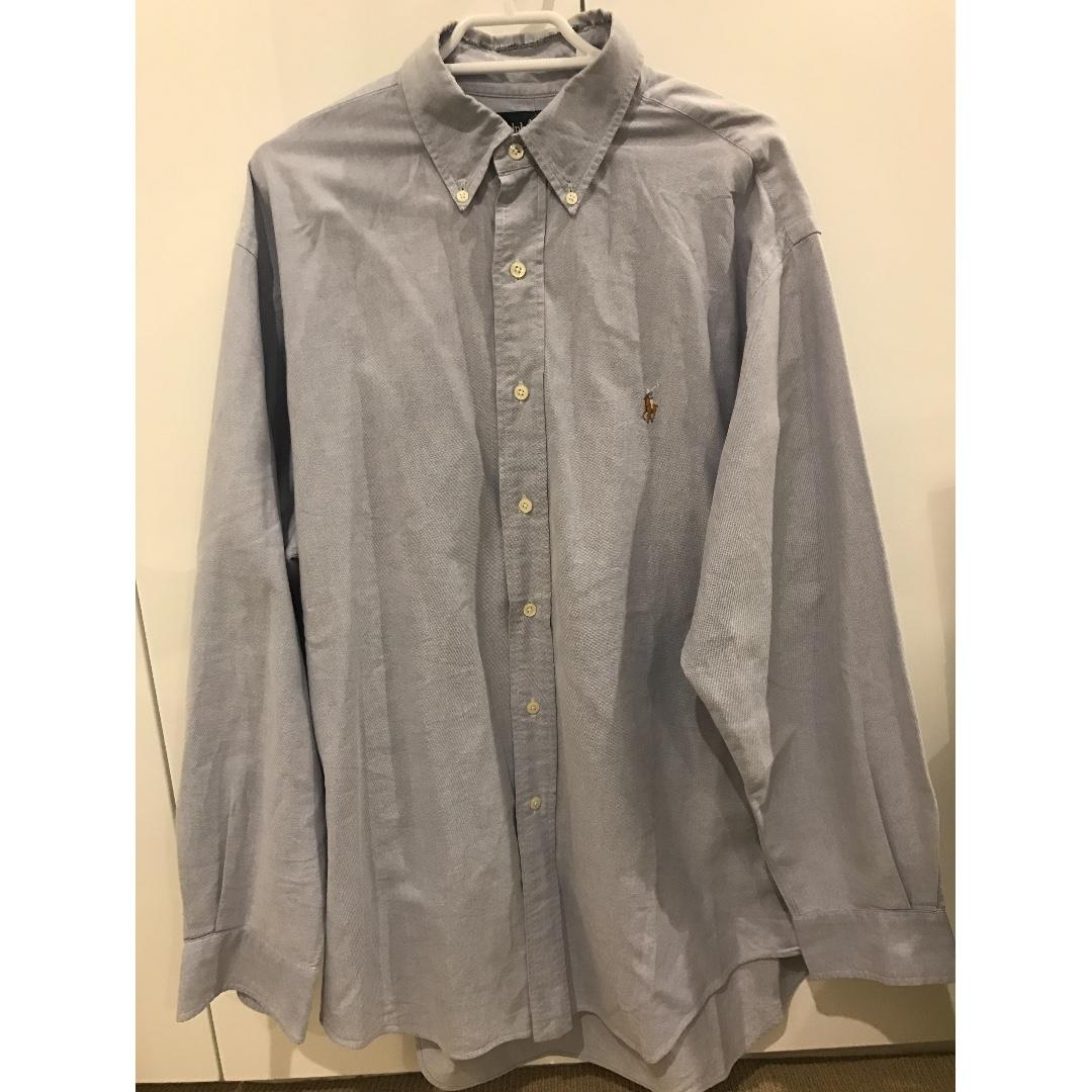 Ralph Lauren Business Shirt Large